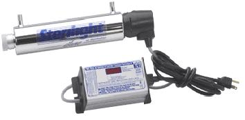 Sterilight-S2Q-PA Series UV - 3 GPM Unit
